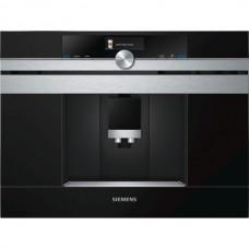 Автоматическая кофе-машина Siemens CT636LES1