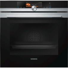 Духовой шкаф - пароварка Siemens HS658GXS1