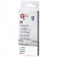 Таблетки для чистки Siemens TZ60001 (311769)